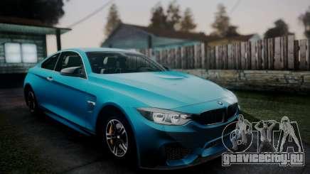 BMW M4 2014 для GTA San Andreas