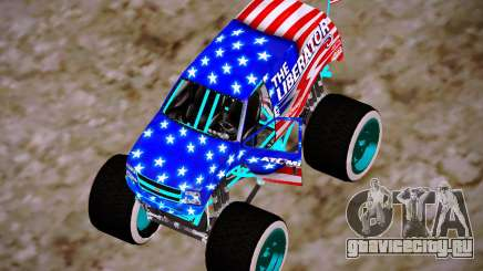 Liberator Online Version (American Flag) для GTA San Andreas