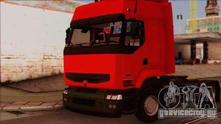 Renault Premium 420 для GTA San Andreas