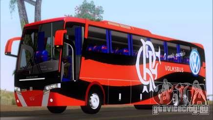 Busscar Elegance 360 C.R.F Flamengo для GTA San Andreas