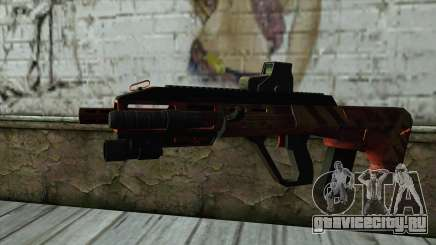AUG A3 from PointBlank v4 для GTA San Andreas
