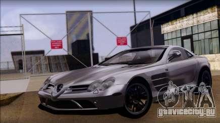 Mercedes-Benz SLR 722 для GTA San Andreas