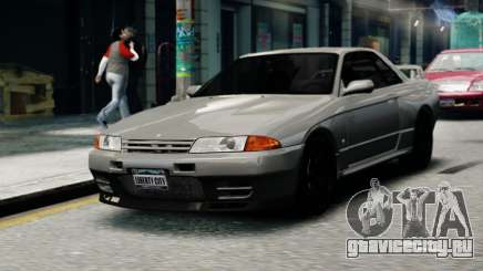 Nissan Skyline R32 GT-R для GTA 4