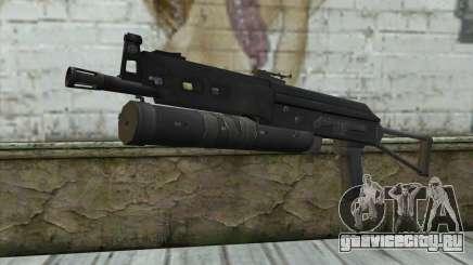 ПП-19 Бизон (Battlefield 2) для GTA San Andreas
