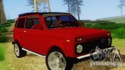 LADA-212180 Fora для GTA San Andreas