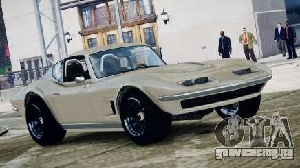 GTA 5 Coquette Classic для GTA 4
