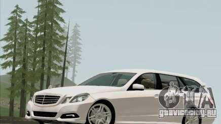 Mercedes-Benz E250 Estate для GTA San Andreas