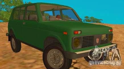 ВАЗ-2129 Нива 4x4 для GTA San Andreas