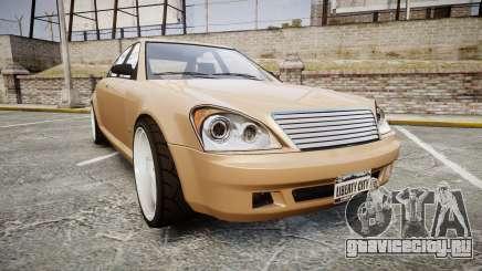 Schafter AMG для GTA 4