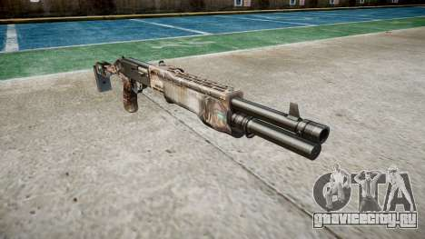Ружьё Franchi SPAS-12 Zombies для GTA 4