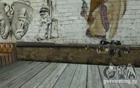 Снайперская Винтовка Cheytac M200 Intervention для GTA San Andreas