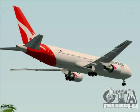 Boeing 767-300ER Qantas (New Colors) для GTA San Andreas вид справа