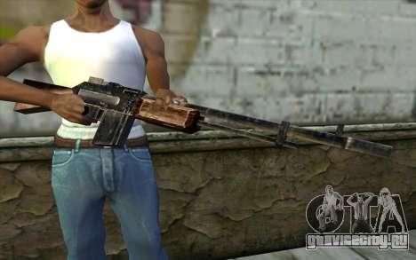 BAR-1918 from Day of Defeat для GTA San Andreas третий скриншот