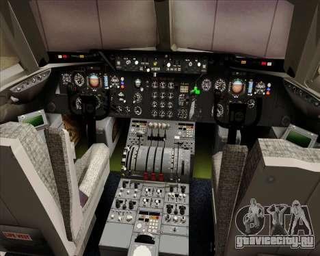 McDonnell Douglas DC-10-30 American Airlines для GTA San Andreas салон