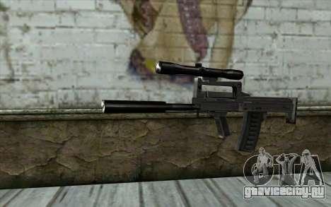 Гроза from Half - Life Paranoia для GTA San Andreas