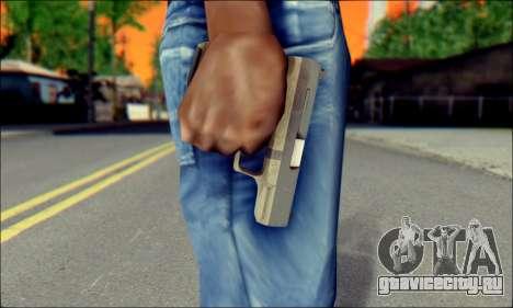Walther P99 Bump Mapping v2 для GTA San Andreas третий скриншот