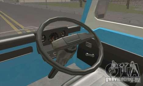 Isuzu ELF для GTA San Andreas вид сзади слева