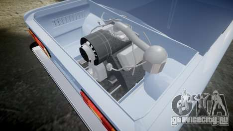 ЗАЗ-968 для GTA 4 вид сбоку