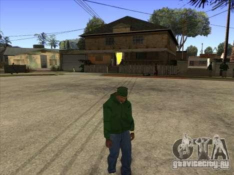 Cleo Walk Style для GTA San Andreas второй скриншот