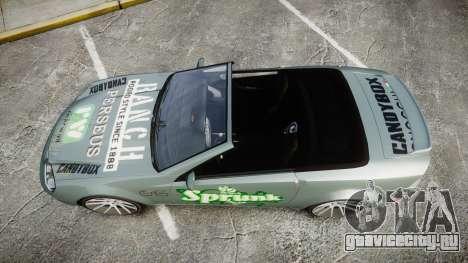 Benefactor Feltzer Grey Series v2 для GTA 4 вид справа