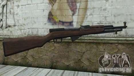 СКС from Insurgency для GTA San Andreas второй скриншот