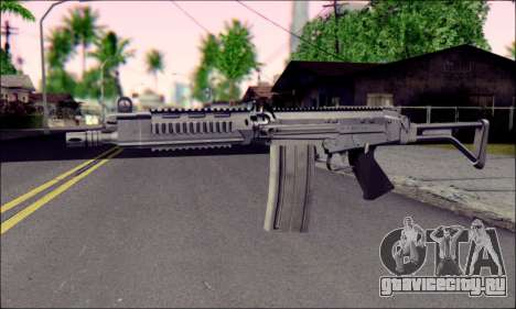 FN FAL from ArmA 2 для GTA San Andreas второй скриншот