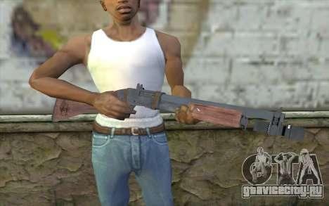 Shotgun from Primal Carnage v2 для GTA San Andreas третий скриншот