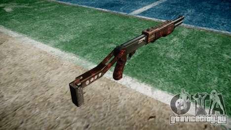Ружьё Franchi SPAS-12 Art of War для GTA 4 второй скриншот