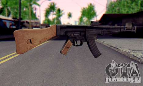 Автомат (Death to Spies 3) для GTA San Andreas второй скриншот