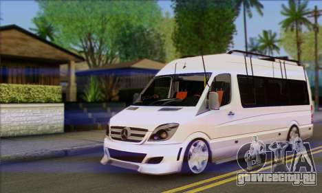 Mercedes-Benz Sprinter Servis для GTA San Andreas