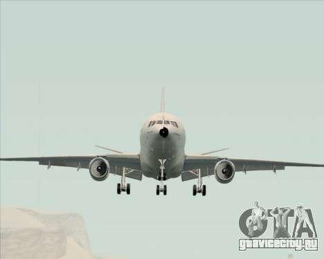 McDonnell Douglas DC-10-30 Iberia для GTA San Andreas вид сзади