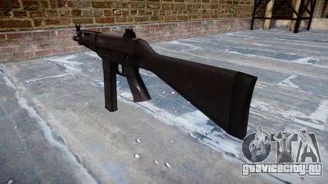 Пистолет-пулемет Taurus MT-40 buttstock1 icon2 для GTA 4 второй скриншот
