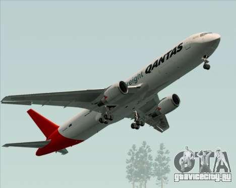 Boeing 767-300F Qantas Freight для GTA San Andreas
