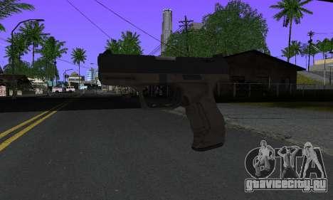 Walther P99 Bump Mapping v2 для GTA San Andreas
