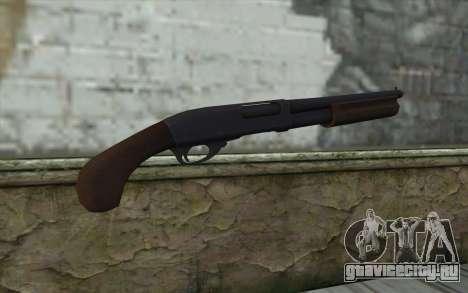 Remington 870 v2 для GTA San Andreas второй скриншот