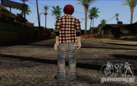 Mila 2Wave from Dead or Alive v10 для GTA San Andreas второй скриншот