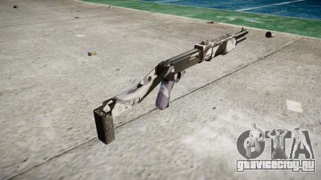 Ружьё Franchi SPAS-12 Siberia для GTA 4 второй скриншот