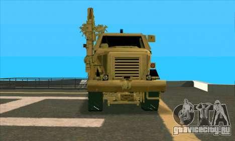 Bonecrusher Transformers 2 для GTA San Andreas вид справа