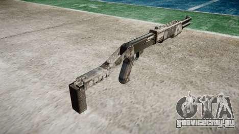 Ружьё Franchi SPAS-12 Ghotex для GTA 4 второй скриншот