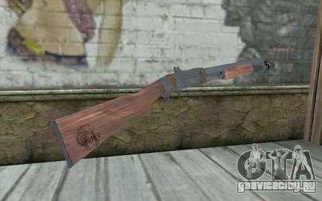 Shotgun from Primal Carnage v2 для GTA San Andreas второй скриншот