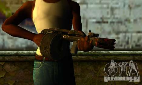 Shotgun from Gotham City Impostors v2 для GTA San Andreas третий скриншот