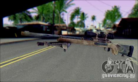 M24Jar Снайперская винтовка из SGW2 для GTA San Andreas