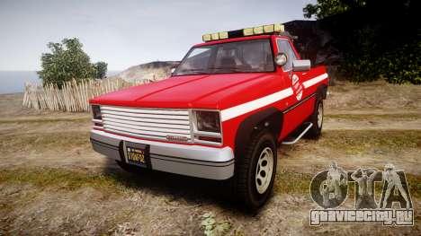 Declasse Rancher Towtruck [ELS] для GTA 4