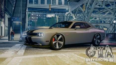 Dodge Challenger SRT8 для GTA 4