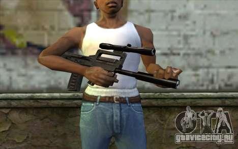 Гроза from Half - Life Paranoia для GTA San Andreas третий скриншот