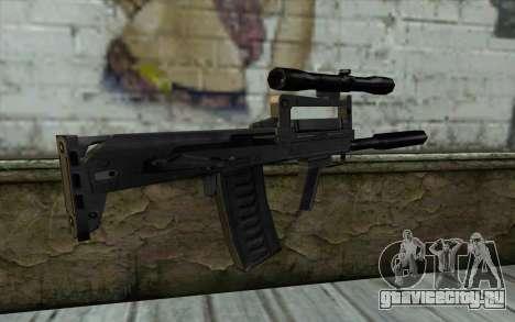 Гроза from Half - Life Paranoia для GTA San Andreas второй скриншот
