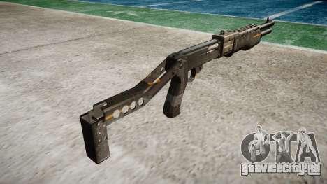 Ружьё Franchi SPAS-12 CE Digital для GTA 4 второй скриншот