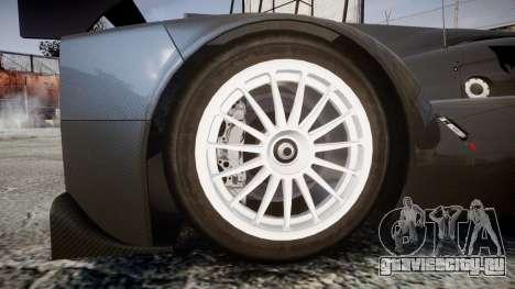 Lola B12-80 для GTA 4 вид сзади