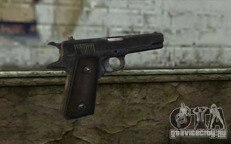 M1911 from Battlefield: Vietnam для GTA San Andreas второй скриншот