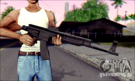 Автомат (Death to Spies 3) для GTA San Andreas третий скриншот